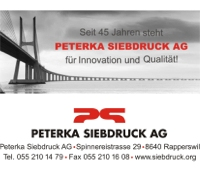 Peterka Siebdruck